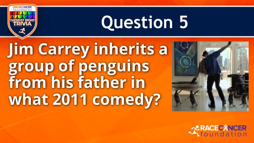 Answer: Mr. Popper's Penguins
